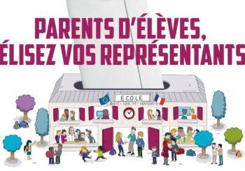 Élections des représentants des parents d'élèves