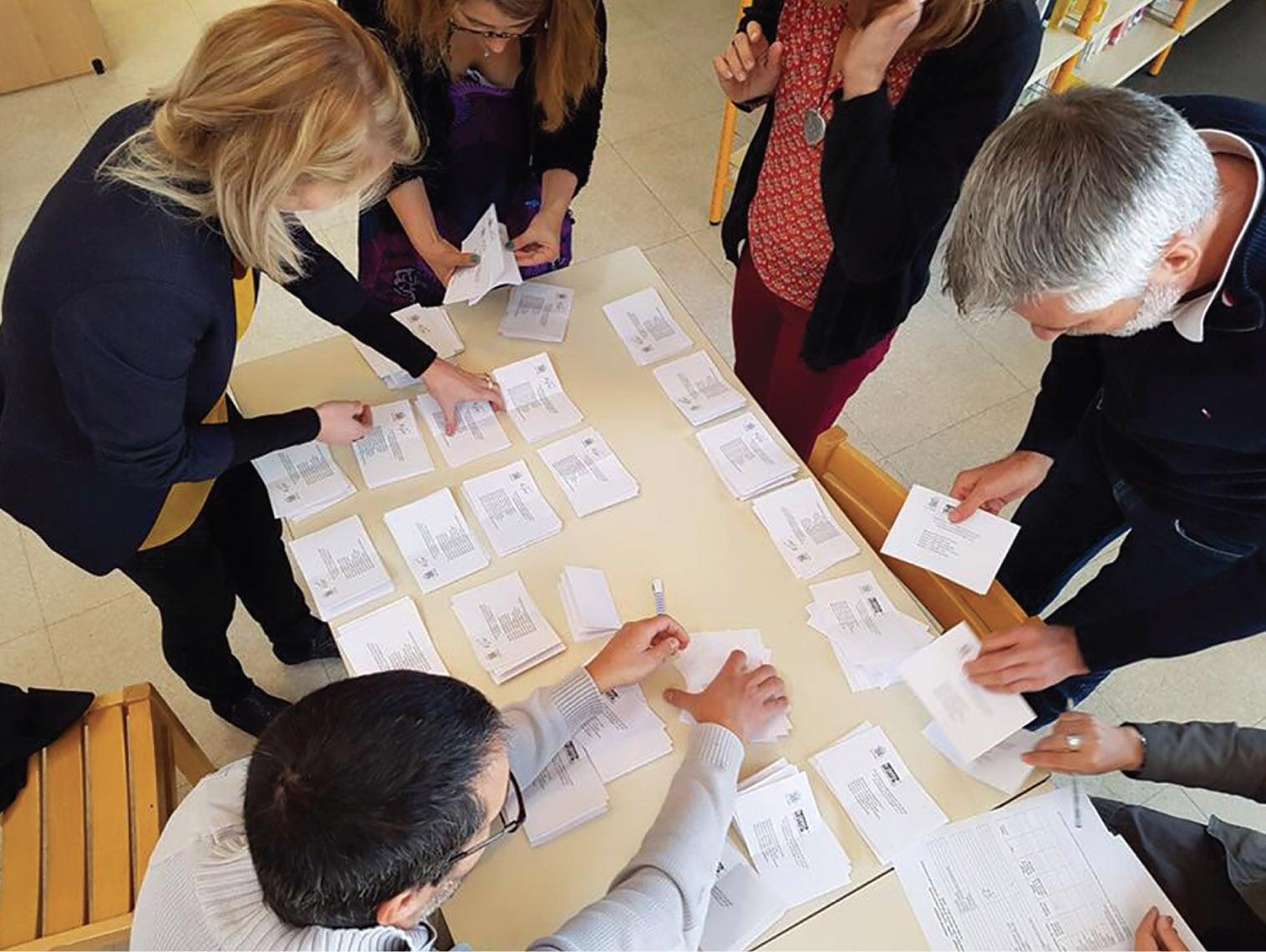 FCPE St-Julien organisation