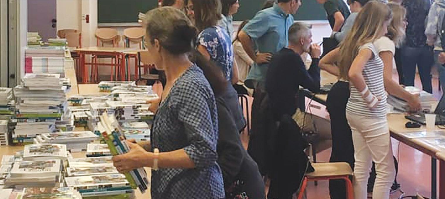 La FCPE St-Julien au lycée